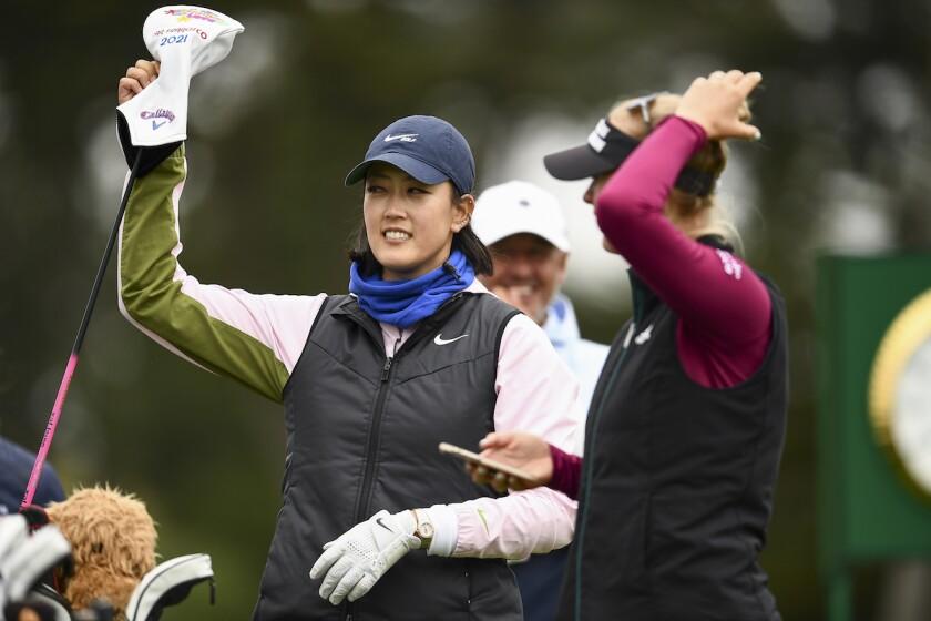 Michelle Wie West prepares for 2021 U.S. Women's Open