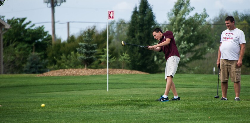 Park Golf is a unique twist on the traditional game.
