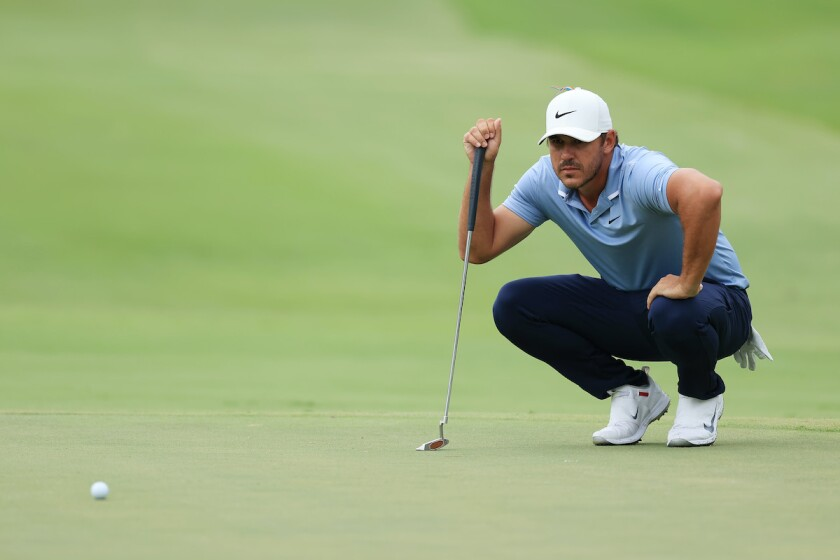 Brooks Koepka 2020 WGC FedEx St. Jude Invitational round 3