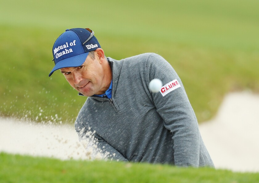 Padraig Harrington, PGA Tour player