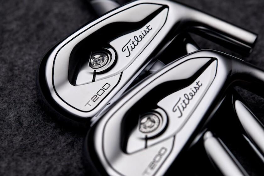 Titleist T200 irons