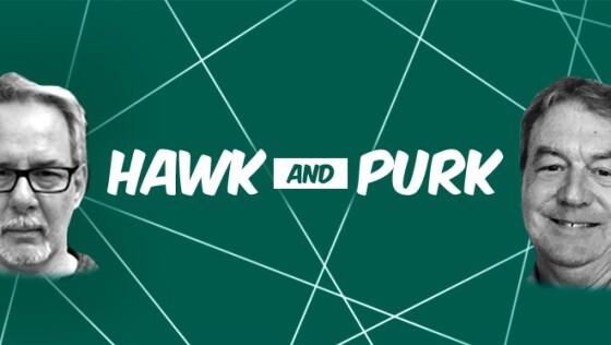 Hawk & Purk Podcast Hero Article
