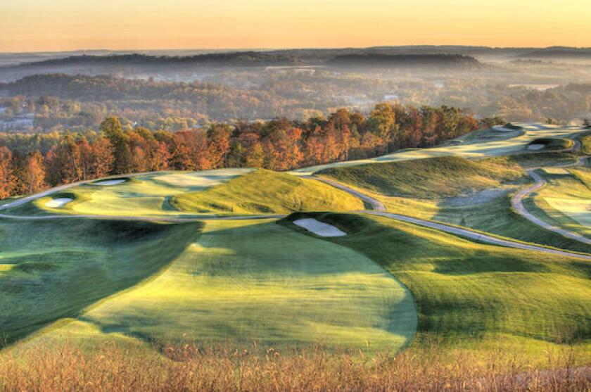 French Lick Resort (Pete Dye Course)