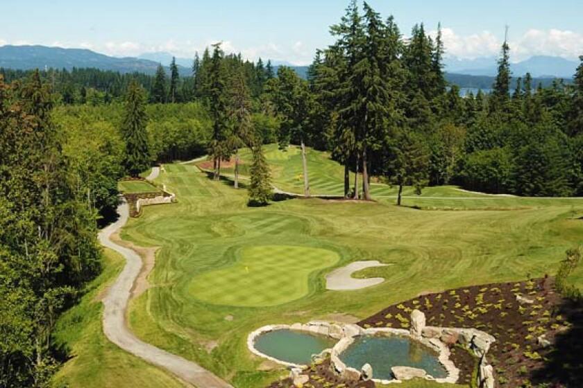 Campbell River Golf & Country Club, Hole No. 6 | Par 3