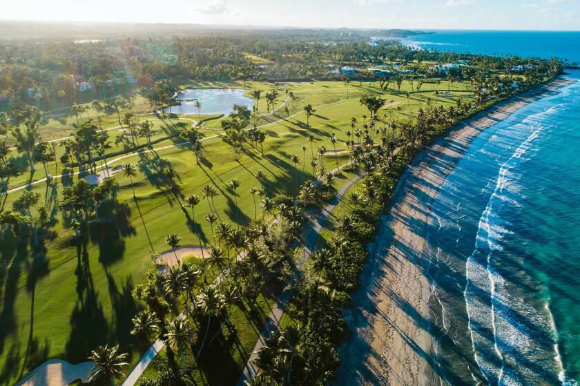 TPC Dorado Beach: East Course