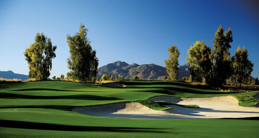 Ak-Chin Southern Dunes Golf Club in Maricopa, Ariz.