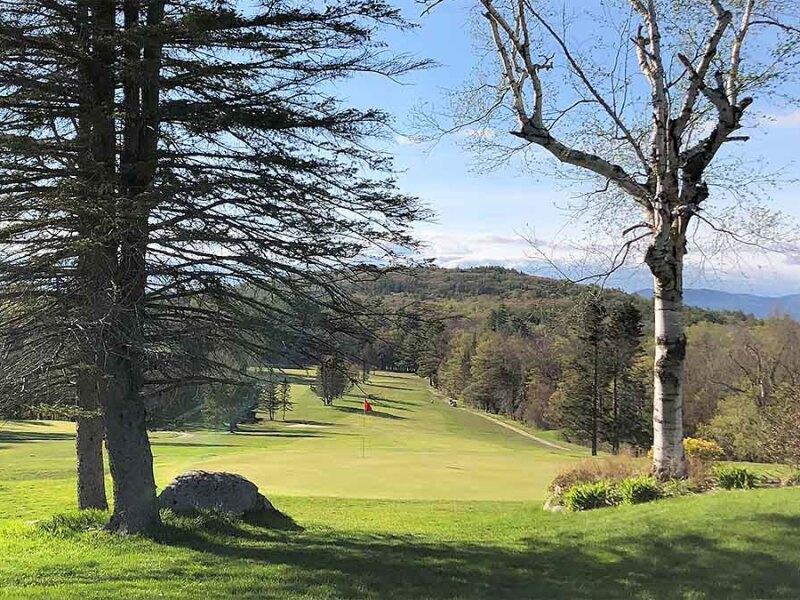 New Hampshire Golf