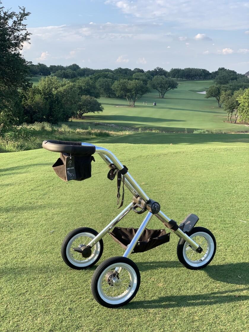 Walker Trolleys push cart