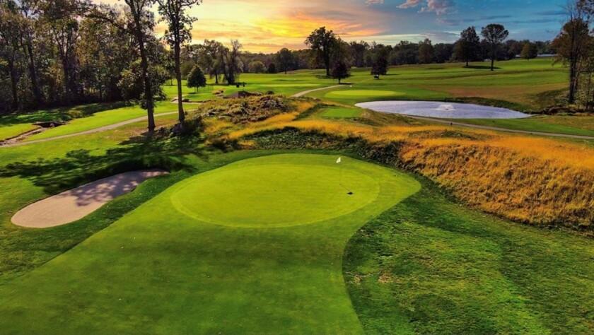 Westchester Hills — Aerial Photo