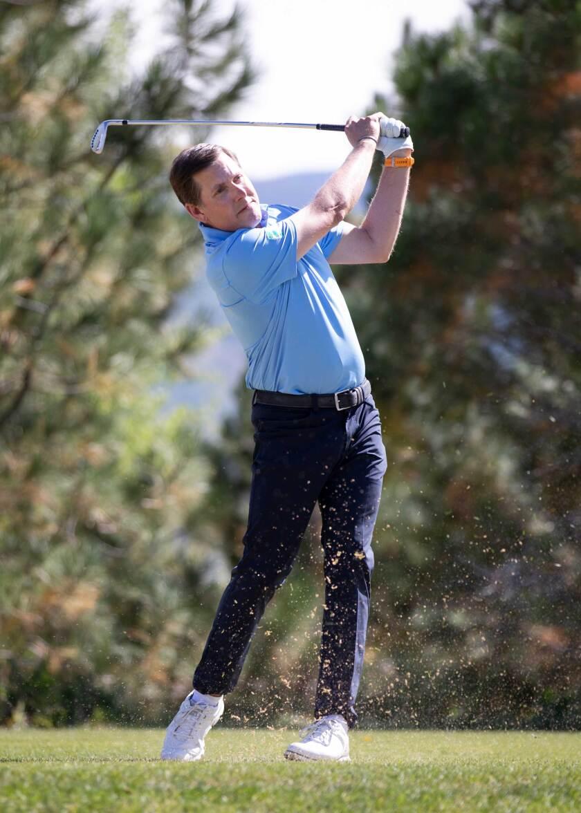 Golfforever Justin Leonard finish golf swing