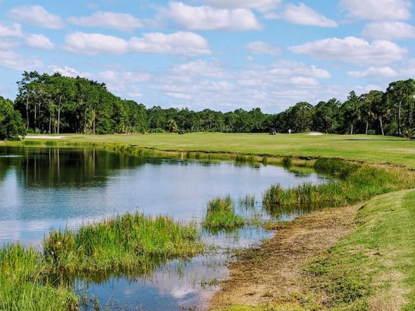 Hammock Creek Golf Club, Hole No. 11