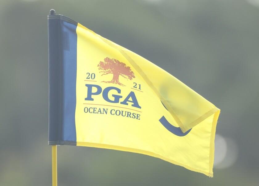 2021 PGA Championship flag
