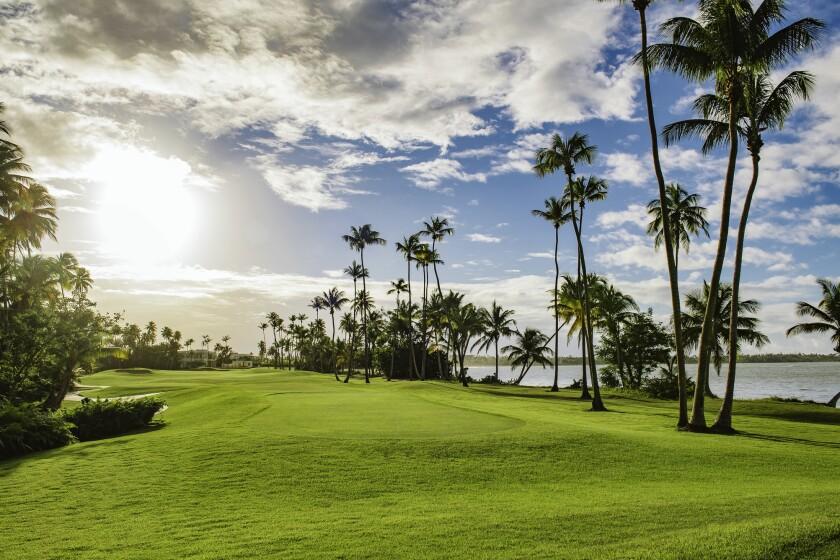 St. Regis Bahia Beach and Golf Resort: Hole 18