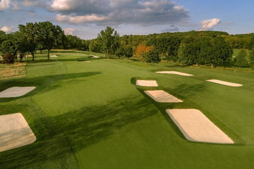 16th hole at Fox Chapel by Russell Kirk.jpg