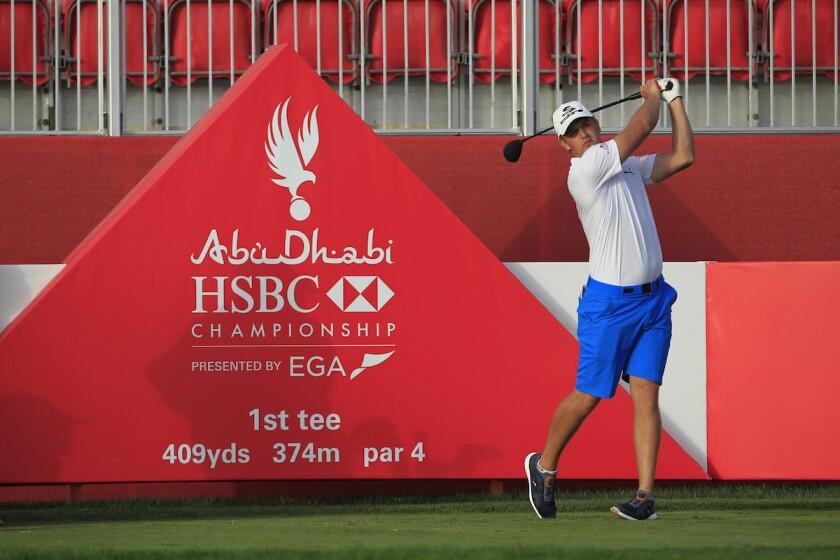 Abu Dhabi HSBC Championship