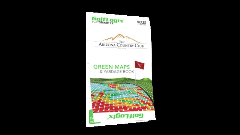 GolfLogix Green Maps