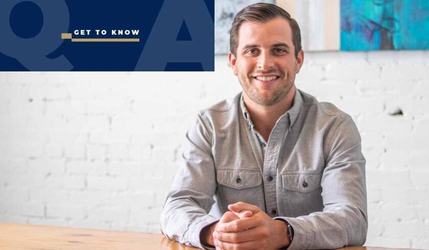 Get to Know Josh Miller, Co-Founder, Owen's Craft Mixers