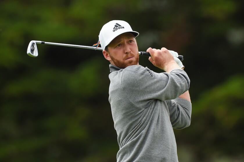 Daniel Berger at 2020 PGA Championship