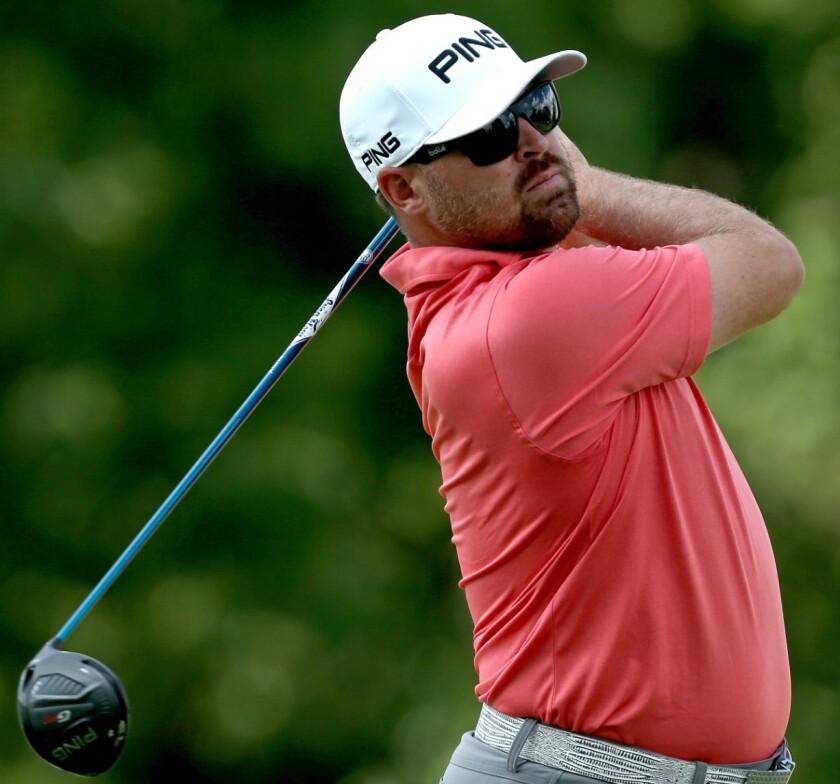 Brady Schnell swing shot