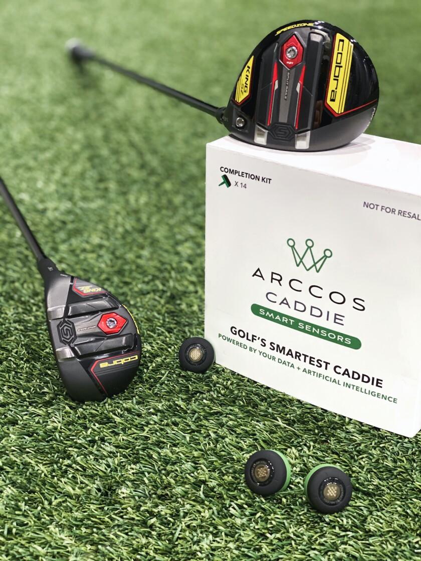 Cobra Connect with Arccos Golf