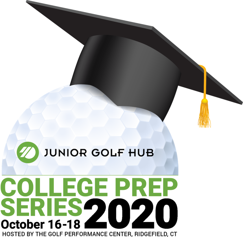 Junior Golf Hub 2020 College Prep Series logo
