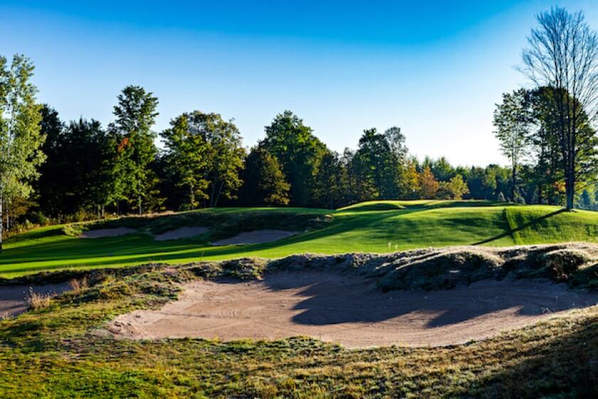 Sage Run Golf Club, Hole No. 3 | Par 5