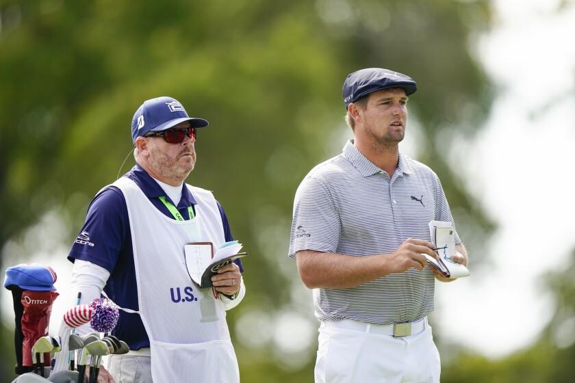 U.S. Open 2020 — Bryson DeChambeau, Tim Tucker, R4