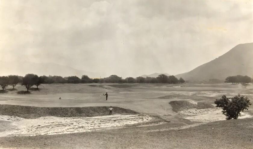 Lakeside Golf Club — Hole No. 15
