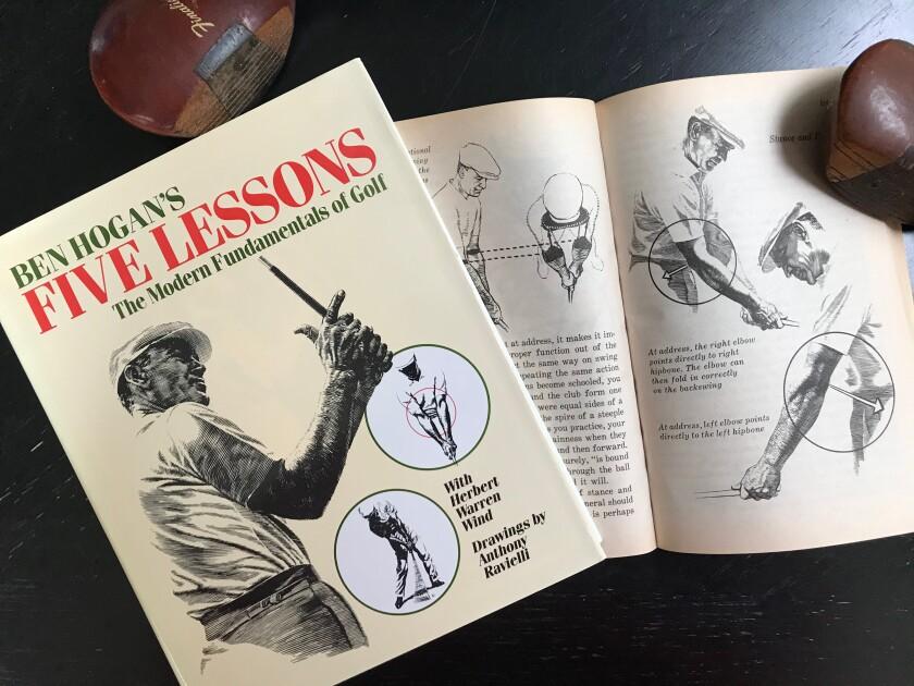 Ben Hogan's '5 Lessons'