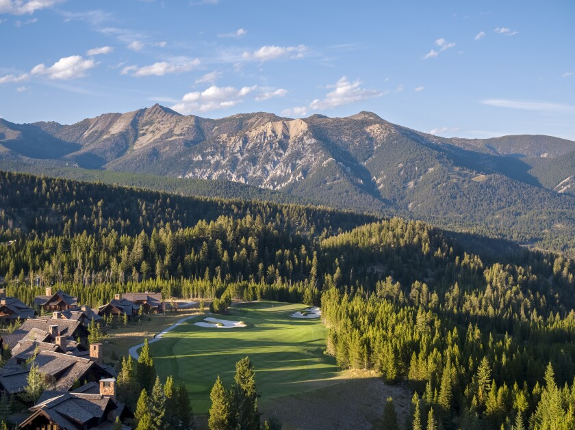 Spanish Peaks Mountain Club — Golf Course