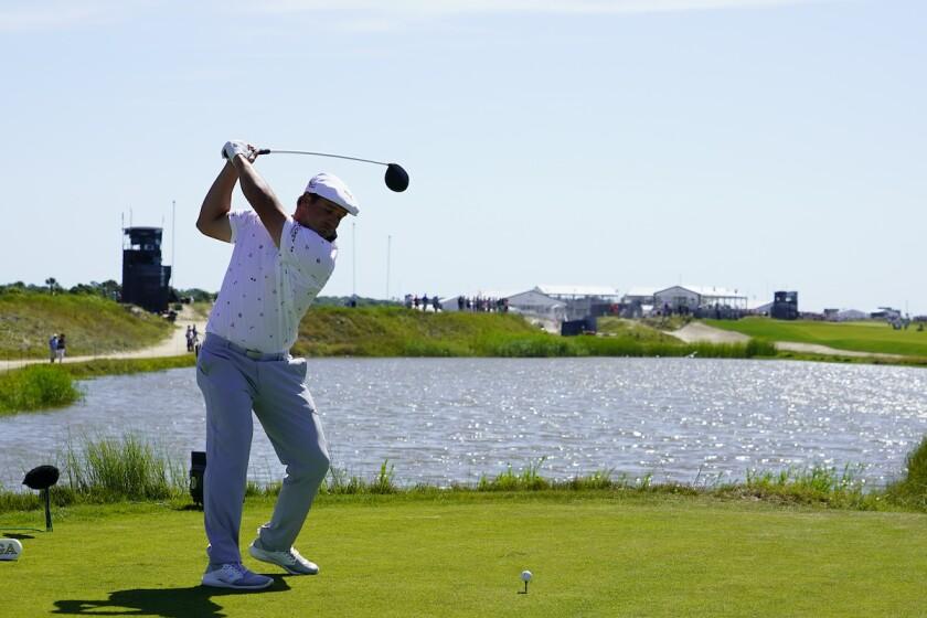 Bryson DeChambeau at 2021 PGA Championship