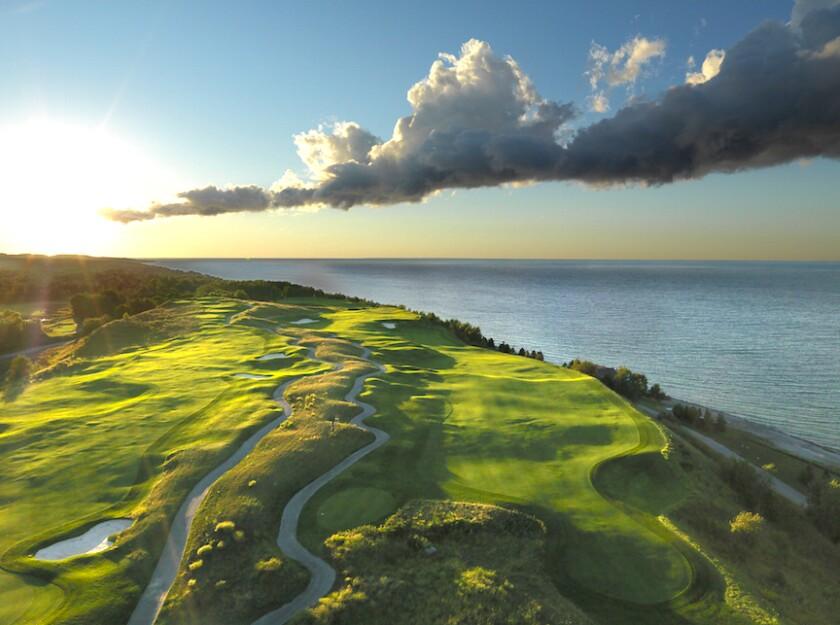 Bay Harbor Golf Club | The Links — Hole No. 7