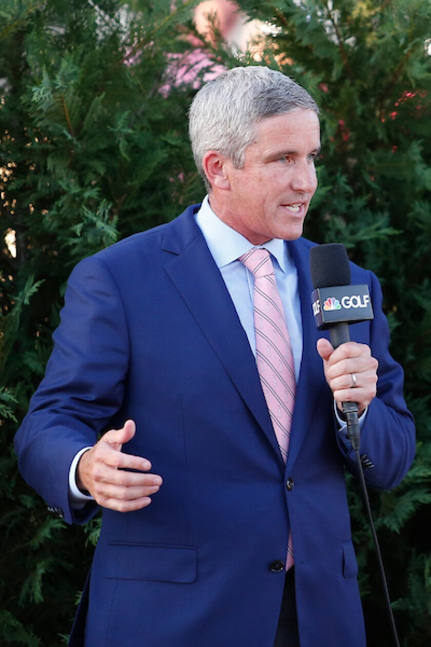 Commissioner, Jay Monahan