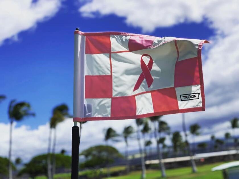 Mauna Lani Golf Pink Flag.jpg