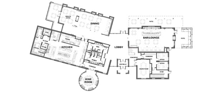 Dormie Club clubhouse renovation plans