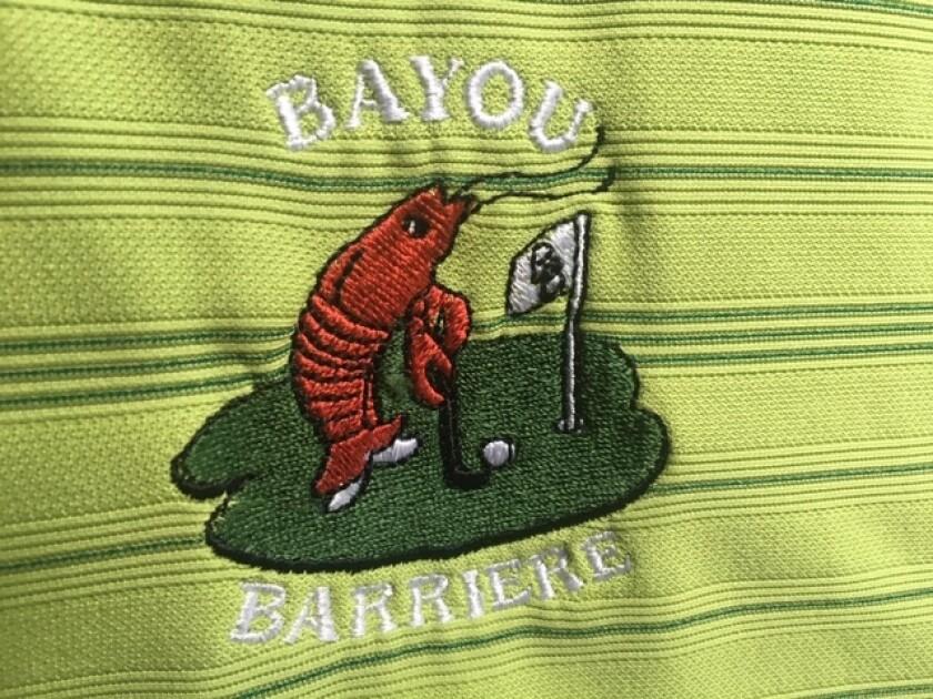 Bayou Barriere logo