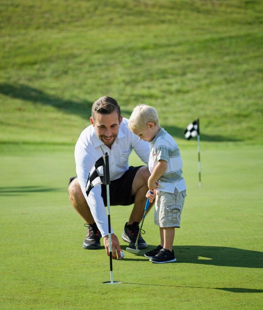 Family Golf at Potomac Shores