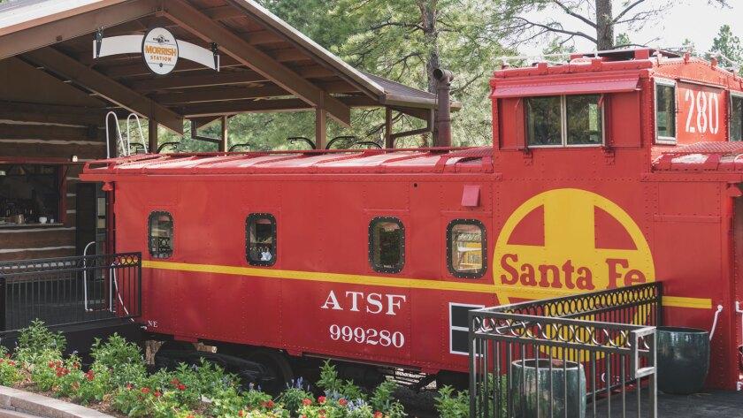 Morrish Station at Pine Canyon