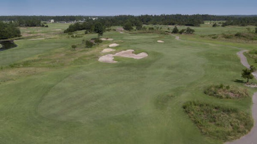 Legends Golf Resort [Heathland Course]