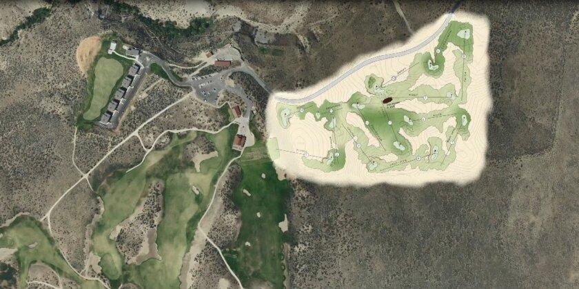 Gamble Sands Quicksands rendering