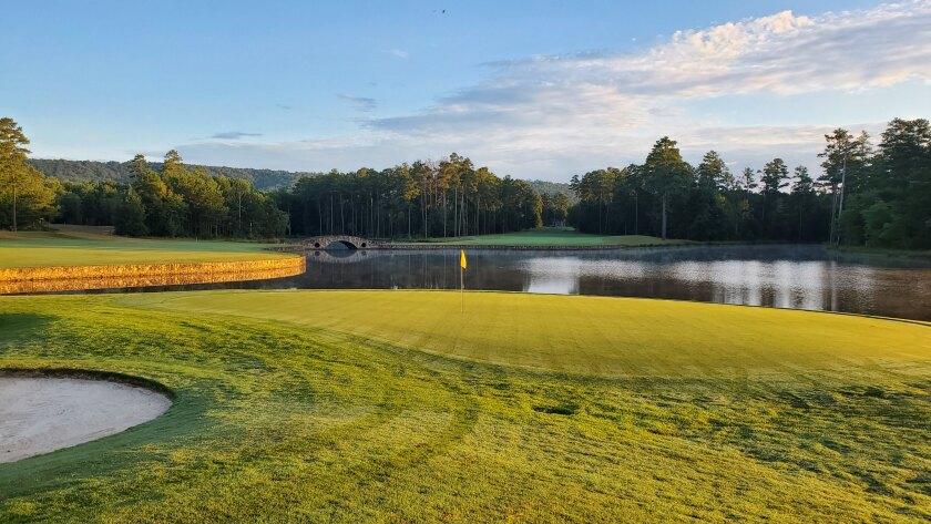 Stonebridge Golf Club — Rome, Ga.