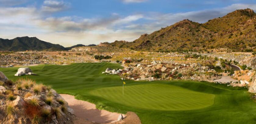 Verrado Golf Club's Victory Course