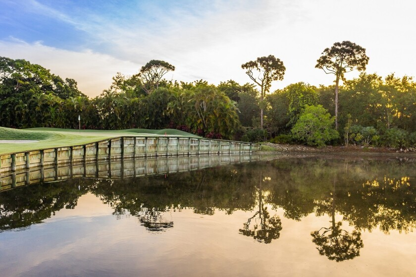 Audubon Country Club in Naples Florida