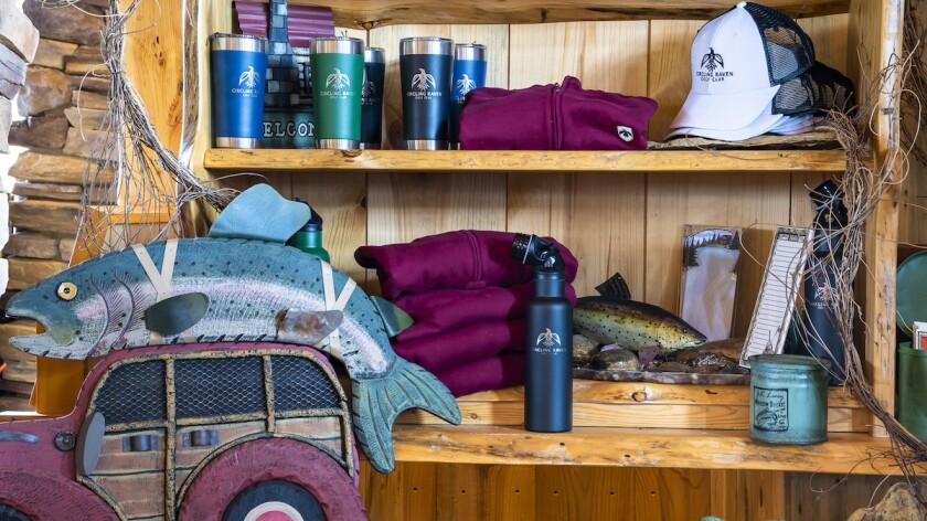 Circling Raven Golf Club pro shop