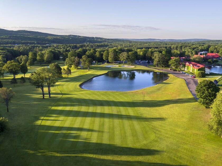 Boyne Highlands Resort | The Heather — Hole No. 18