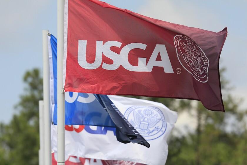 U.S. Open flag
