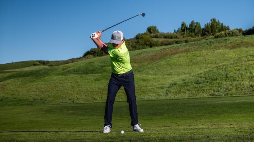 Golfforever multi-directional movement