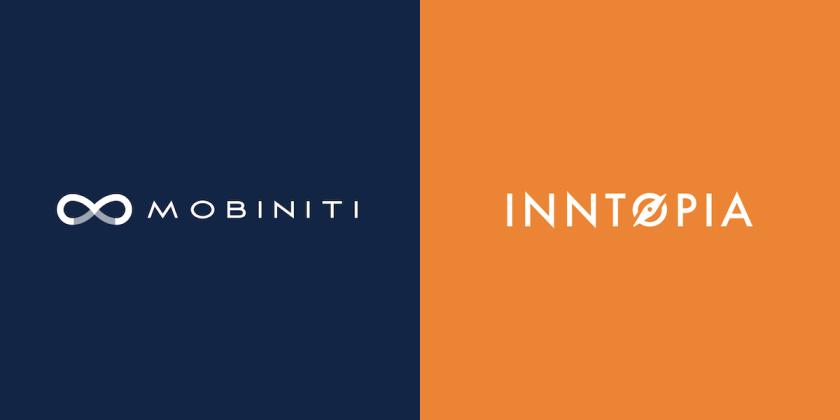 Mobinit and Inntopia logo