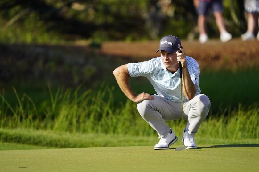 Kevin Streelman at 2021 PGA Championship