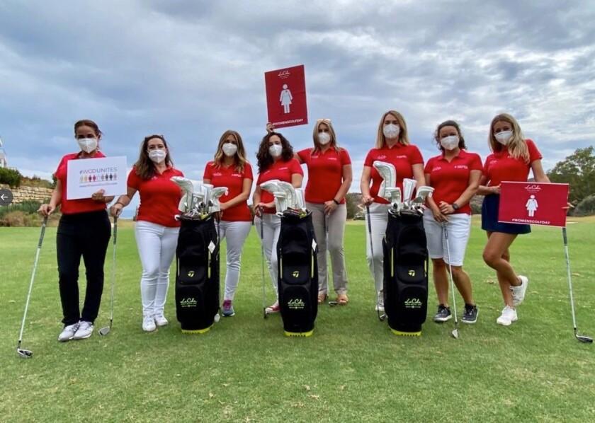 Women's Golf Day — La Cala, Spain 2020
